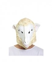 Schaap verkleed masker 10077051
