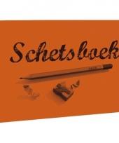 Schetsboek voor kinderen 32 cm