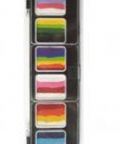 Schminksetje verschillende kleuren