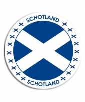 Schotland stickers
