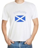 Schotse vlag t-shirts