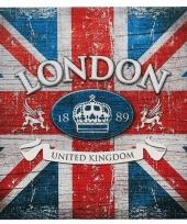 Servetten britse vlag 20 stuks