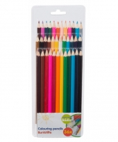 Set van 36 kleurpotloden topwrite kids 10087341