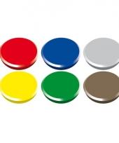 Setje koelkast magneten setje 24 mm