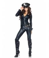 Sexy agent kostuum voor dames