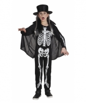 Skelet pak voor jongens