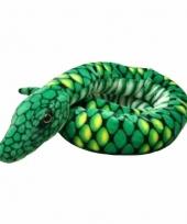 Slangen knuffels 180 cm
