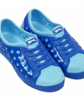 Slazenger dames waterschoen in kobalt lichtblauw