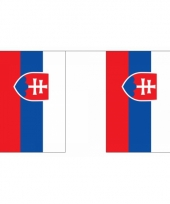 Slowakije vlaggenlijnen