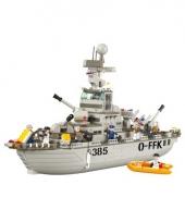 Sluban marineschip 64 x 47 5 cm