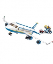 Sluban vliegtuig passagierstoestel