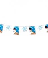 Sneeuwvlok hangdecoratie 300 cm