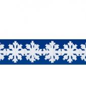 Sneeuwvlokken slinger 3 meter
