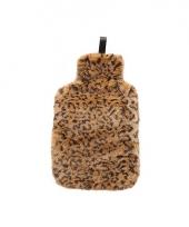 Soft luipaard kruik 2 liter met hoes