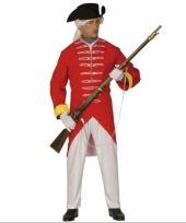 Soldaten kostuum napoleon