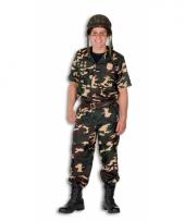 Soldaten outfit voor mannen