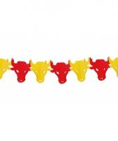 Spaanse stieren slinger 3 meter
