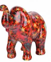 Spaarpot olifant 20 cm type 4