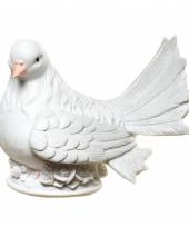Spaarpotten witte duiven