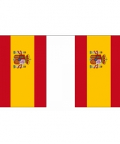 Spanje vlaggenlijnen