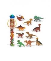Speel dinosaurussen in verschillende soorten