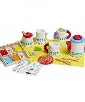 Speel en leer thee set voor kinderen