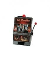 Speelautomaat spaarpot