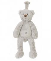 Speelgoed beren knuffel harvey met geluid 29 cm