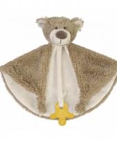 Speelgoed beren knuffeldoekje bella 29 cm
