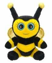 Speelgoed bijen knuffel 22 cm