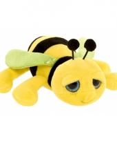 Speelgoed bijen knuffel 25 cm