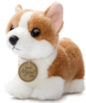 Speelgoed corgi honden knuffel 20 cm