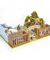 Speelgoed dierentuin
