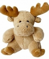 Speelgoed eland knuffel 15 cm