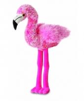 Speelgoed flamingo knuffel 20 cm 10085656
