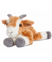 Speelgoed geiten knuffel 20 cm