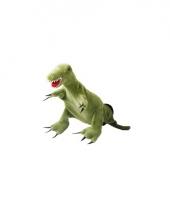 Speelgoed handpop t rex 22 cm