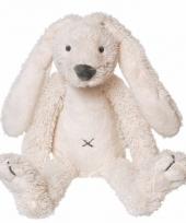 Speelgoed ivoren konijnen knuffel richie 28 cm