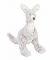 Speelgoed kangoeroe knuffel kayo 20 cm