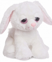 Speelgoed konijnen hazen knuffel 30 cm
