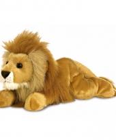Speelgoed leeuwen knuffel 30 cm 10085665