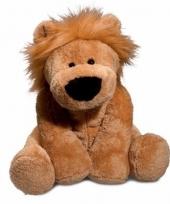 Speelgoed leeuwen knuffel 30 cm