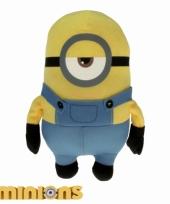 Speelgoed minions knuffel stuart 26 cm