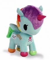 Speelgoed mint eenhoorn knuffel 20 cm