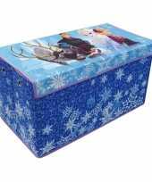 Speelgoed opruimbox frozen 76 cm