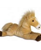 Speelgoed paarden knuffel 30 cm
