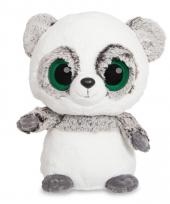 Speelgoed panda knuffel 20 cm