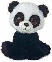 Speelgoed panda knuffel 30 cm