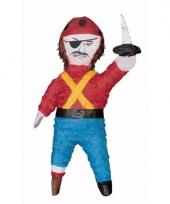Speelgoed pinata piraat 54 cm