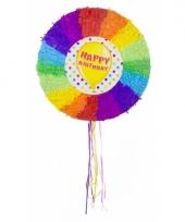 Speelgoed pinata verjaardag ballonnen